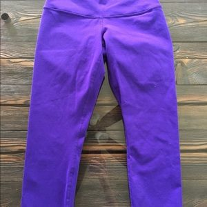 lululemon athletica Pants - Lululemon high rise 🍋
